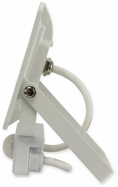 LED-Fluter, Bewegungsmelder OPTONICA FL5844, EEK: A+, 20 W, 6000K, weiß - Produktbild 3