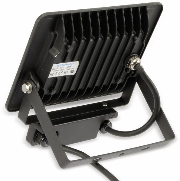 LED-Fluter, Bewegungsmelder OPTONICA FL5861, EEK: F, 30 W, 2700K, schwarz - Produktbild 3
