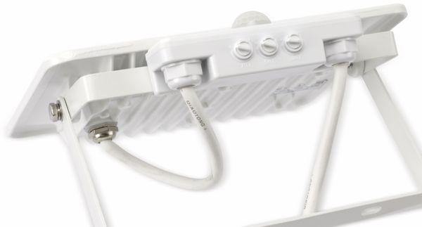 LED-Fluter, Bewegungsmelder OPTONICA FL5851, EEK: A+, 50 W, 4500K, weiß - Produktbild 4