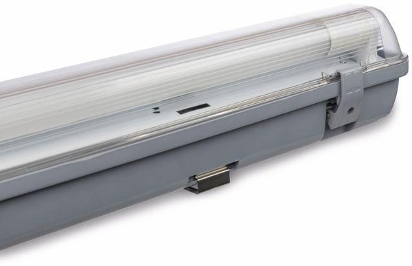 LED-Feuchtraum-Wannenleuchte AQUA-PROMO, 10 W, 900 lm - Produktbild 3