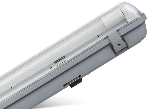 LED-Feuchtraum-Wannenleuchte AQUA-PROMO, 10 W, 900 lm - Produktbild 4