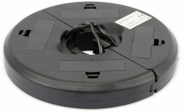 LED-Sonnenschirmbeleuchtung, WS-9812, schwarz - Produktbild 3