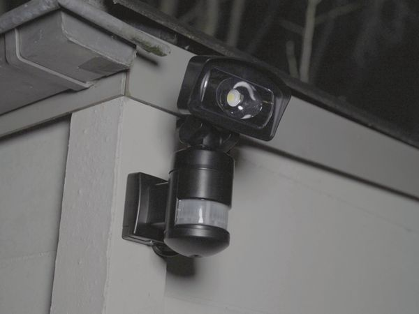 LED-Sicherheitsleuchte SMARTWARES FSL-80114, 16 W, 1400 lm, IP44 - Produktbild 7