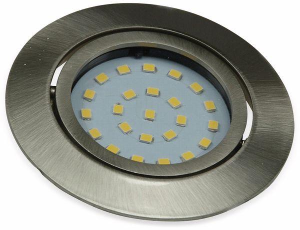 "LED-Einbauleuchte ""Flat-26"" EEK: F, 4 W, 350 lm, 4000 K - Produktbild 2"
