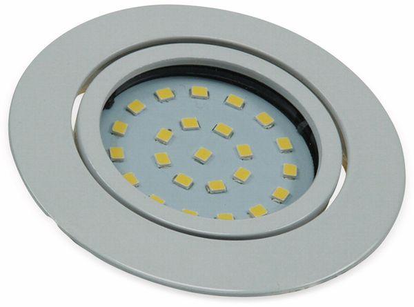 """LED-Einbauleuchte """"Flat-26"""" EEK F, 4 W, 330 lm, 2700 K, weiß - Produktbild 2"""