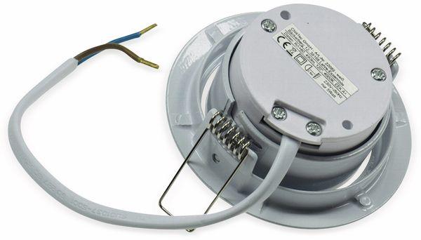 "LED-Einbauleuchte ""Flat-32"" EEK E, 5 W, 490 lm, 4000 K, weiß - Produktbild 3"