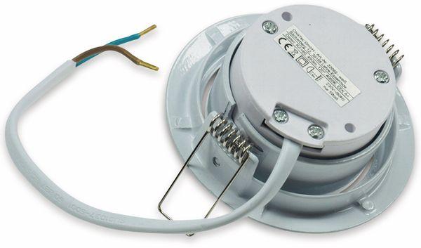 "LED-Einbauleuchte ""Flat-32"" EEK A+, 5 W, 420 lm, 2900 K, weiß, dimmbar - Produktbild 3"