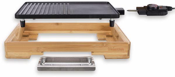 Bambus Grillplatte TRISTAR BP-2640, 2000 W - Produktbild 2