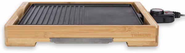 Bambus Grillplatte TRISTAR BP-2640, 2000 W - Produktbild 7