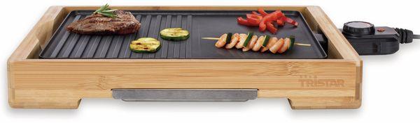 Bambus Grillplatte TRISTAR BP-2640, 2000 W - Produktbild 8