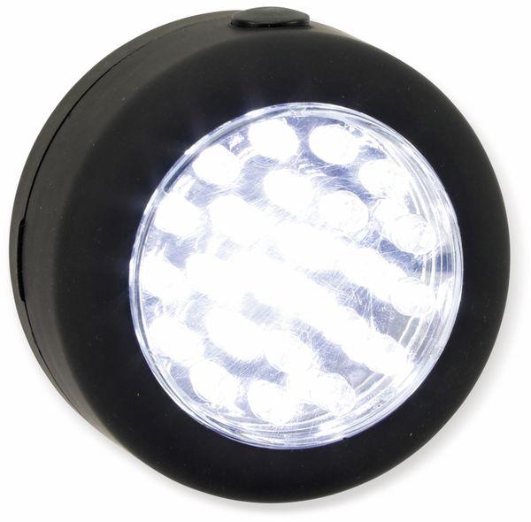 LED-Arbeitsleuchte, TR-AL24-LED5, schwarz, 2 Stück - Produktbild 1