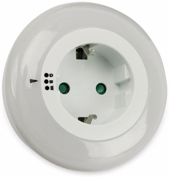 LED-Nachtlicht mit Dämmerungsautomatik, Filmer, 20.865 - Produktbild 3