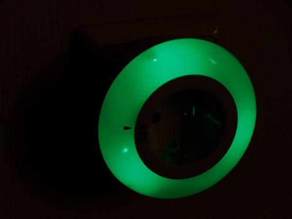 LED-Nachtlicht mit Dämmerungsautomatik, Filmer, 20.865 - Produktbild 7