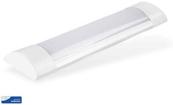 LED-Deckenleuchte, V-TAC VT-8-10 (660) EEK: A+, 10W, 1200 lm, 300 mm, 4000 K