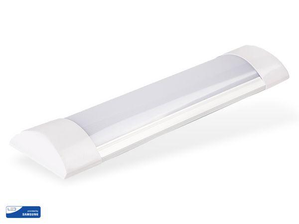 LED-Deckenleuchte, V-TAC VT-8-10 (660) EEK: A+, 1200 lm, 4000 K
