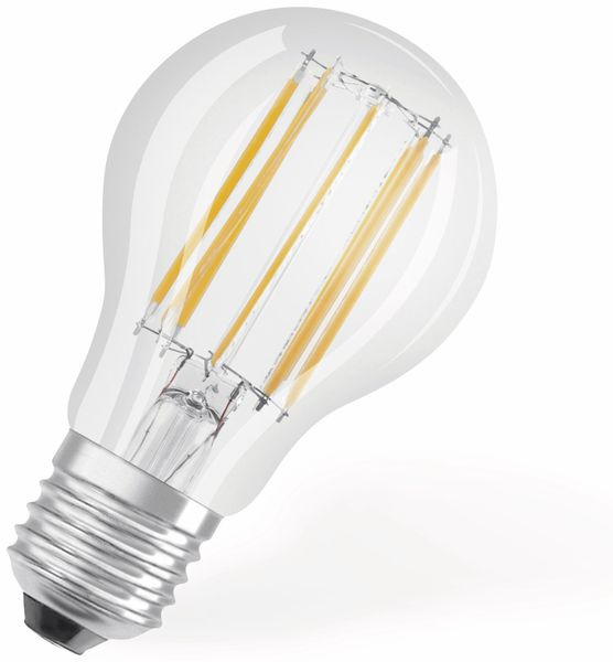 LED-Lampe OSRAM Retrofit Classic, E27, EEK: A++, 8 W, 1055 lm, 4000 K - Produktbild 2