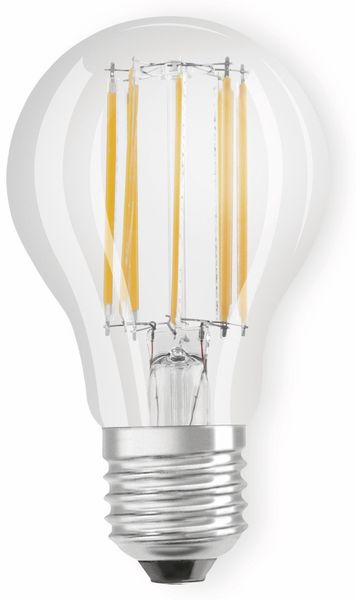 LED-Lampe OSRAM Retrofit Classic, E27, EEK: A++, 11 W, 1521 lm, 4000 K - Produktbild 1