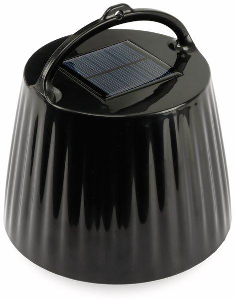 Solar-Hängeleuchte, WK/PN-1353C, 4,5 V/600 mA, schwarz - Produktbild 3