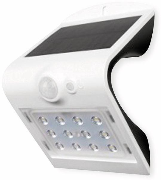 Solar-LED Wandleuchte V-TAC VT 767-2 (8276) mit Sensor, 1,5W, weiß