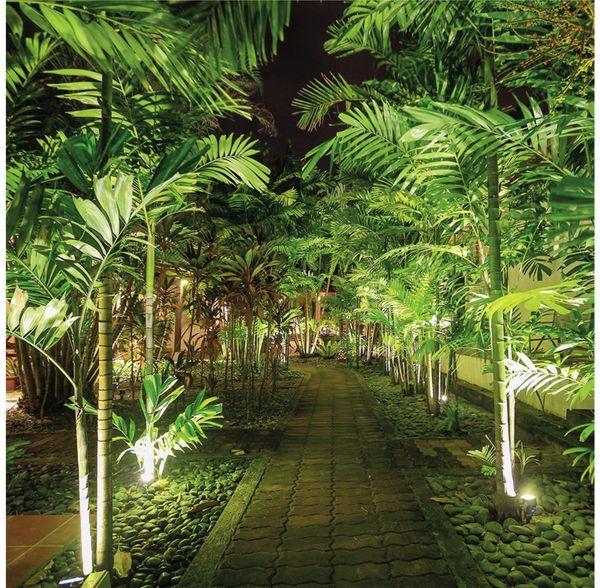 LED-Gartenleuchte V-TAC-857 (7545), EEK: A, 12 W, 720 lm, 4000 K, schwar - Produktbild 4