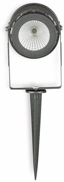 LED-Gartenleuchte V-TAC-857 (7545), EEK: A, 12 W, 720 lm, 4000 K, schwar - Produktbild 9