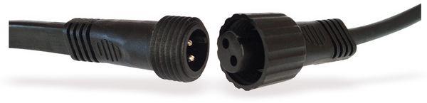 Illu-Lichterkette LEDmaxx 20 Fassungen, E27, 230V~, IP44, 10m, verlängerbar - Produktbild 3