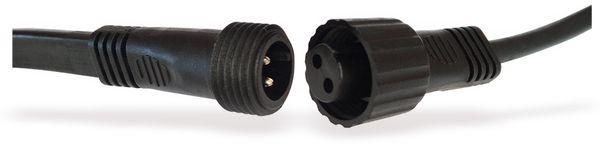 Illu-Lichterkette LEDmaxx 40 Fassungen, E27, 230V~, IP44, 20m, verlängerbar - Produktbild 3