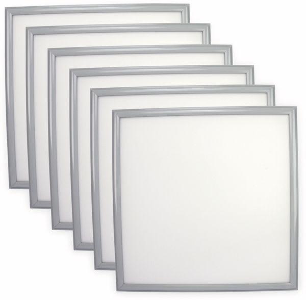 LED-Panel V-TAC 6471 HIGH LUMEN, EEK: A+, 29 W, 3480 lm, 4000K, 6 Stück