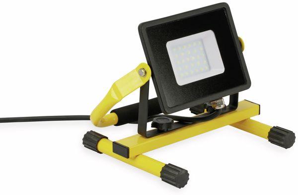 LED-Baustrahler DAYLITE MEK-30N, EEK: A, 30 W, 2400 lm, 4000 K - Produktbild 2