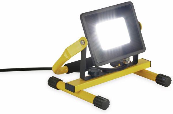 LED-Baustrahler DAYLITE MEK-30N, EEK: A, 30 W, 2400 lm, 4000 K - Produktbild 3