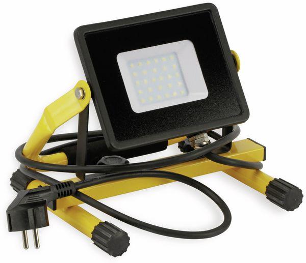 LED-Baustrahler DAYLITE MEK-30N, EEK: A, 30 W, 2400 lm, 4000 K - Produktbild 5