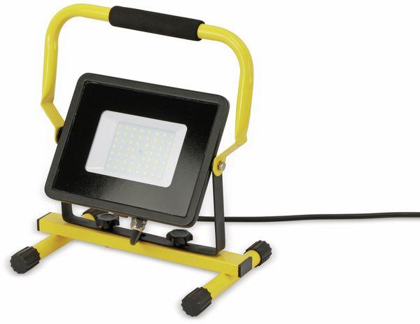 LED-Baustrahler DAYLITE MEK-50N, EEK: A, 50 W, 4000 lm, 4000 K