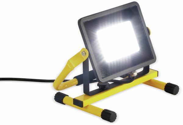 LED-Baustrahler DAYLITE MEK-50N, EEK: A, 50 W, 4000 lm, 4000 K - Produktbild 3