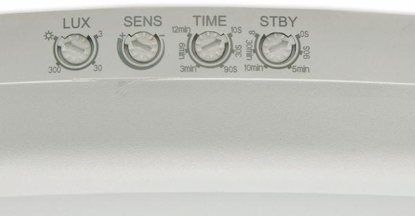 LED Deckenleuchte SALAO, EEK: A+,16W, 1200 lm, 4000K, IP54, Bewegungsmelder - Produktbild 7