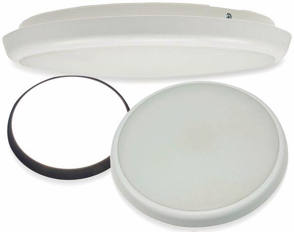 LED Deckenleuchte SALAO, EEK: A+,22W, 2100 lm, 4000K, IP54, Bewegungsmelder - Produktbild 5