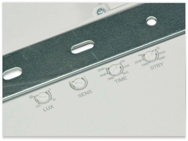 LED Deckenleuchte SALAO, EEK: A+,22W, 2100 lm, 4000K, IP54, Bewegungsmelder - Produktbild 7
