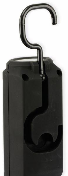 LED-Arbeitsleuchte DAYLITE MY-52029 SWING, rot/schwarz - Produktbild 3