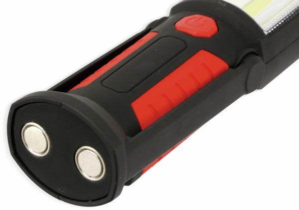 LED-Arbeitsleuchte DAYLITE MY-52029 SWING, rot/schwarz - Produktbild 4