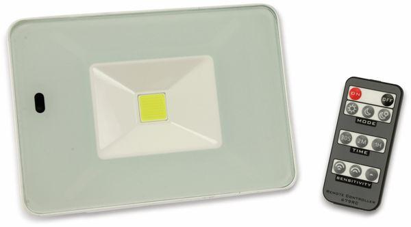 LED-Fluter mit Bewegungsmelder,679G, 20W, weiß