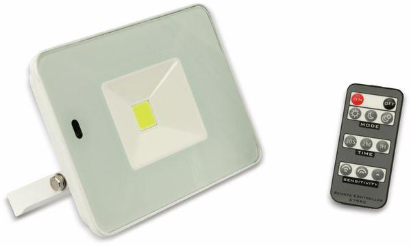 LED-Fluter mit Bewegungsmelder,679G, 20W, weiß - Produktbild 2