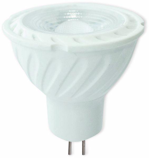 LED-Lampe V-TAC VT-257 (204), GU5,3, EEK: A+, 6,5 W, 450 lm, 3000 K