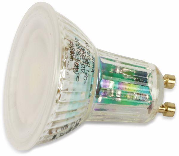 LED-Lampe OSRAM LED BASE PAR16, GU10, EEK A+, 4,3 W, 350 lm, 4000 K, 5 Stk. - Produktbild 2