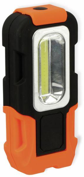 LED-Arbeitsleuchte DAYLITE MY-52023 SEESAW orange/schwarz