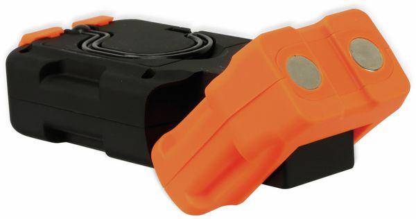 LED-Arbeitsleuchte DAYLITE MY-52023 SEESAW orange/schwarz - Produktbild 3