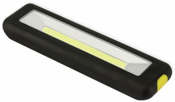 LED-Arbeitsleuchte DAYLITE DP-COB317 STATIC, schwarz/gelb