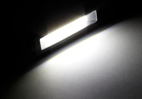 LED-Arbeitsleuchte DAYLITE DP-COB317 STATIC, schwarz/gelb - Produktbild 2