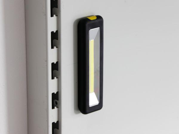LED-Arbeitsleuchte DAYLITE DP-COB317 STATIC, schwarz/gelb - Produktbild 3