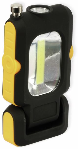LED Pickup-Lampe DAYLITE MAS-SJ7-105 Handheld Worklight schwarz/gelb