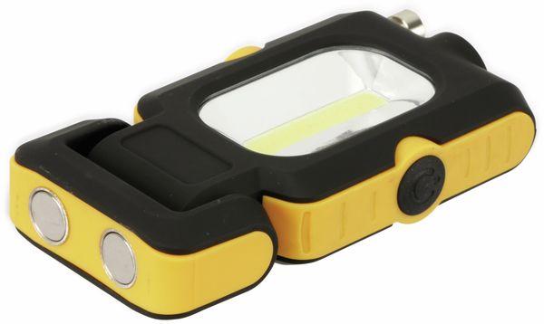 LED Pickup-Lampe DAYLITE MAS-SJ7-105 Handheld Worklight schwarz/gelb - Produktbild 2
