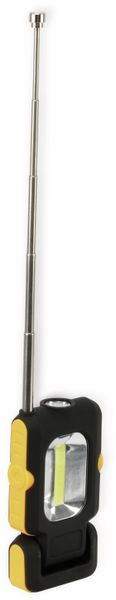 LED Pickup-Lampe DAYLITE MAS-SJ7-105 Handheld Worklight schwarz/gelb - Produktbild 3